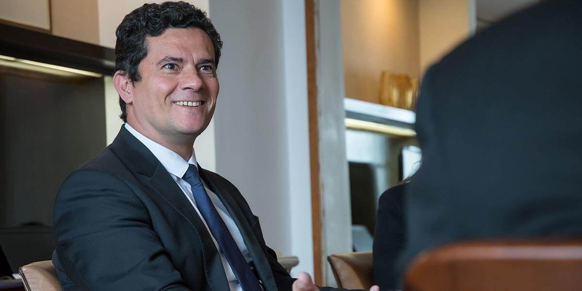 Brazilian judge Sérgio Moro receives Notre Dame Award