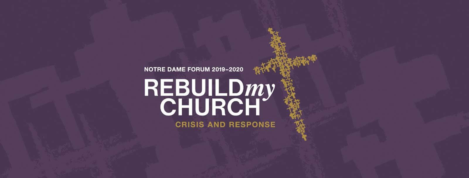 Rebuild my Church forum logo.